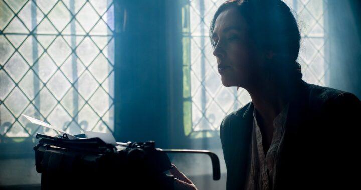 writer, typewriter, author
